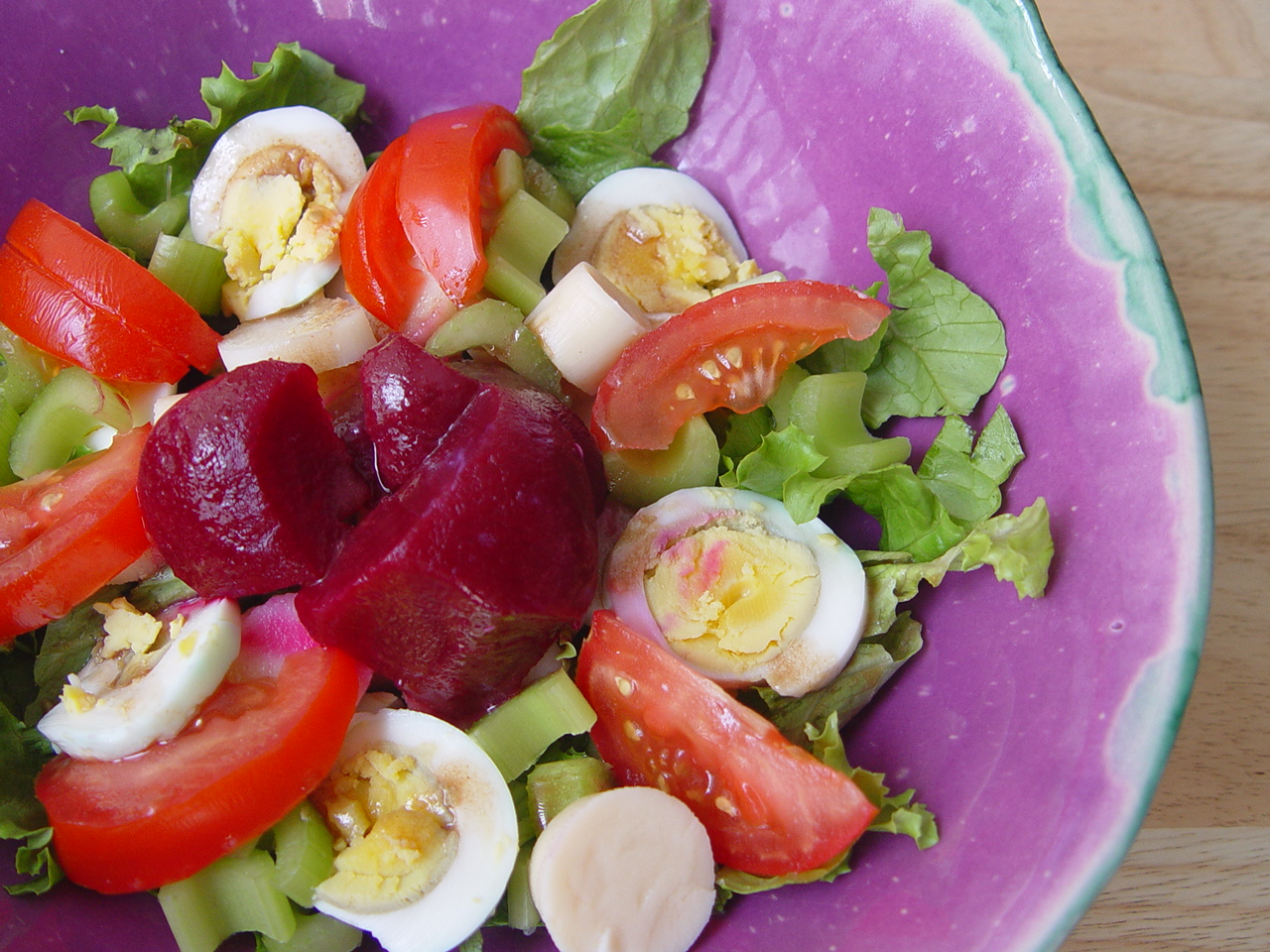 Photo Of Hearts Of Palm Salad by Rebecca of From Argentina With Love